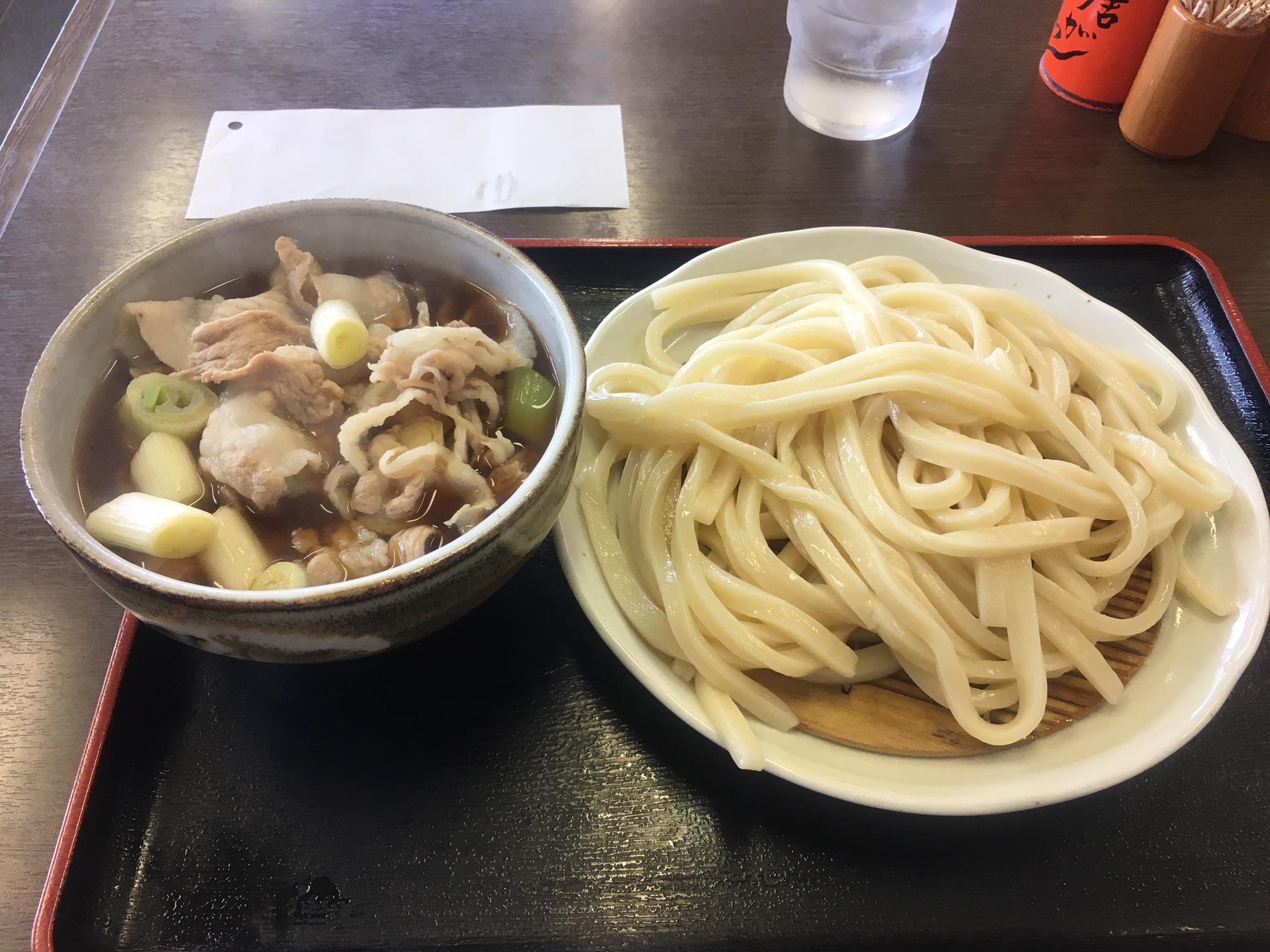 うどん 埼玉 武蔵野