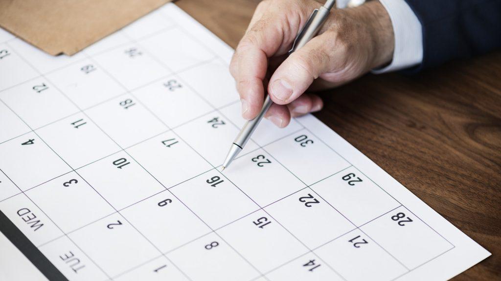 申告書・申請書・届出書の提出期限。期限日が土日祝日の場合の取扱い ...